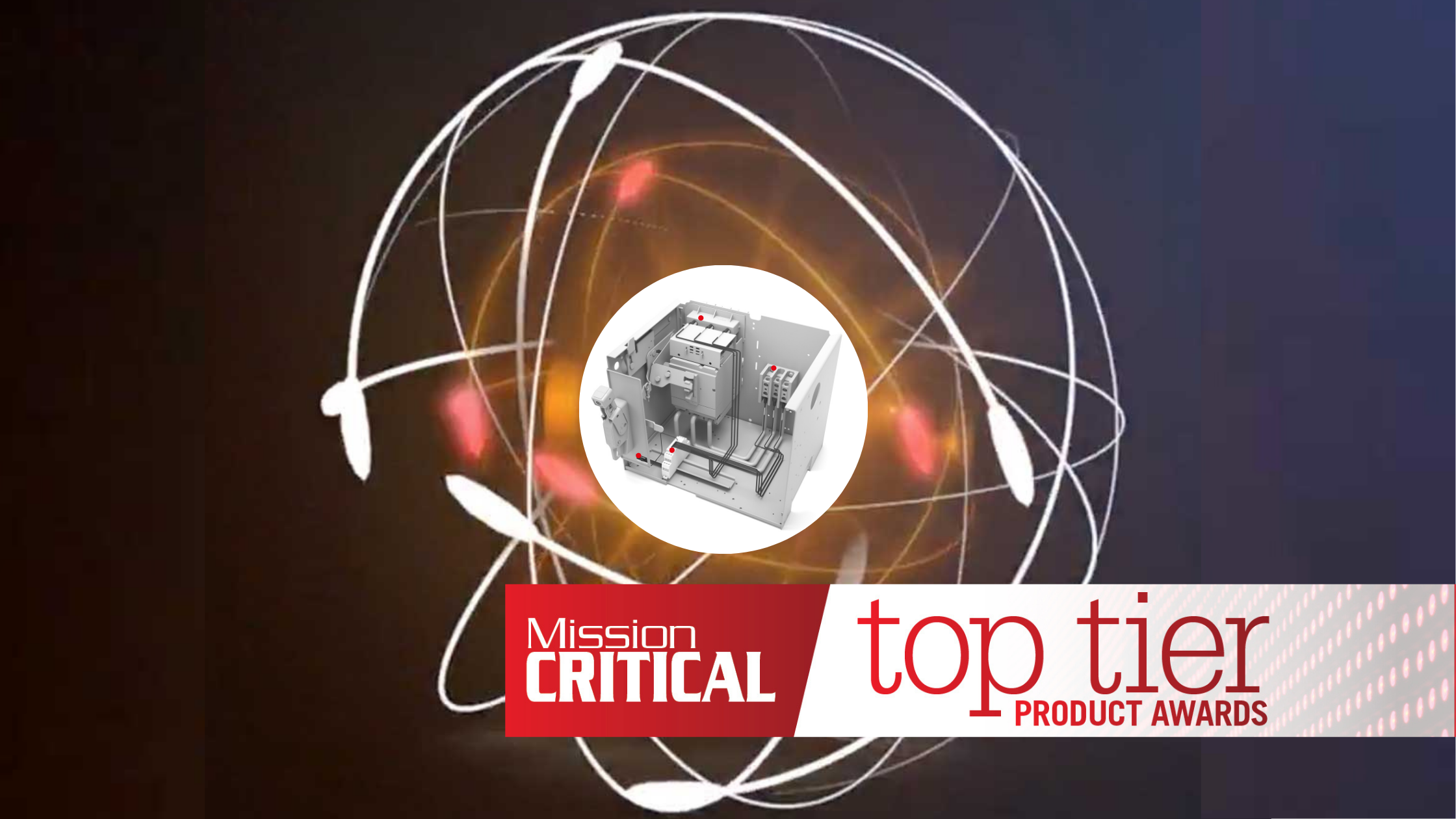 MCC Thermal Monitoring Wins Mission Critical Top Tier Product Award '21